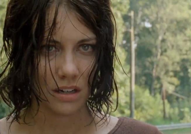 Maggie di The Walking Dead