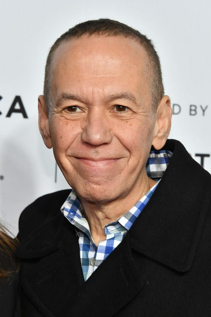 Gilbert Gottfried in primo piano