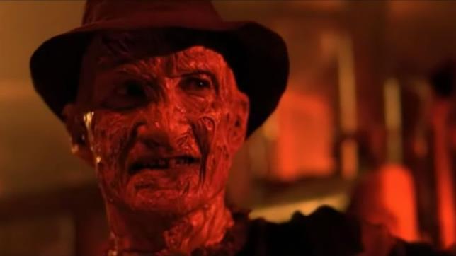 Il mostro Freddy Krueger