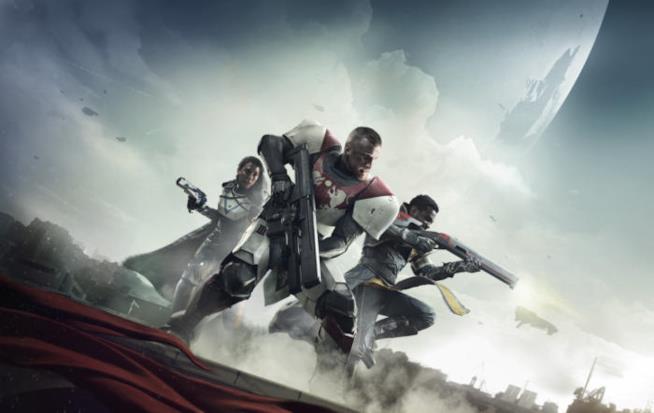 Destiny 2 avrà meno missioni principali del primo capitolo
