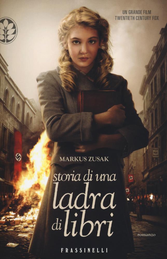 Storia di una ladra di libri, il romanzo di Markus Zusak
