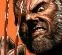 Wolverine in un immagine del fumetto