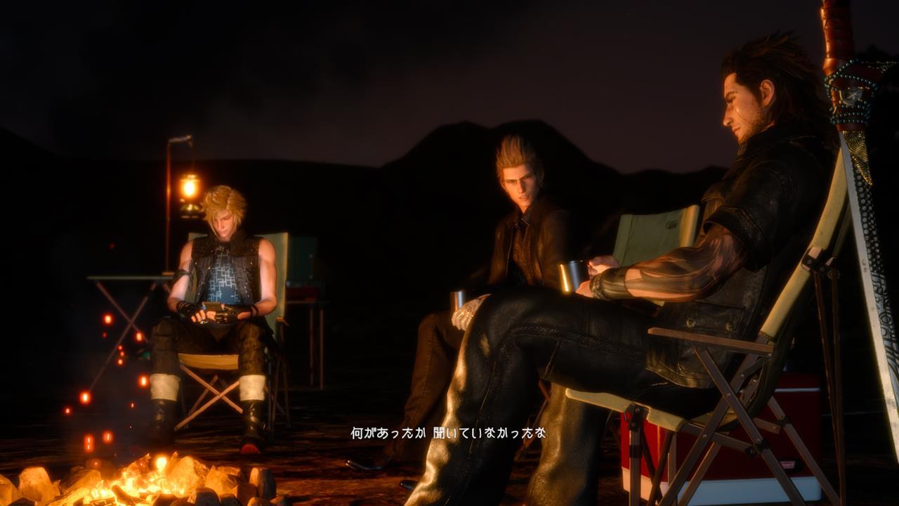 La storia di FInal Fantasy XV non è ancora finita