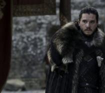 Kit Harington in Game of Thrones 7