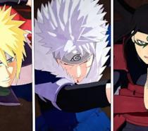 Naruto Hashirama Tobirama Minato
