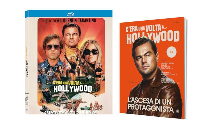 C'era una volta…a Hollywood - Gallery Book con film in Blu-ray