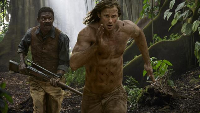 La Leggenda di Tarzan, film 2016