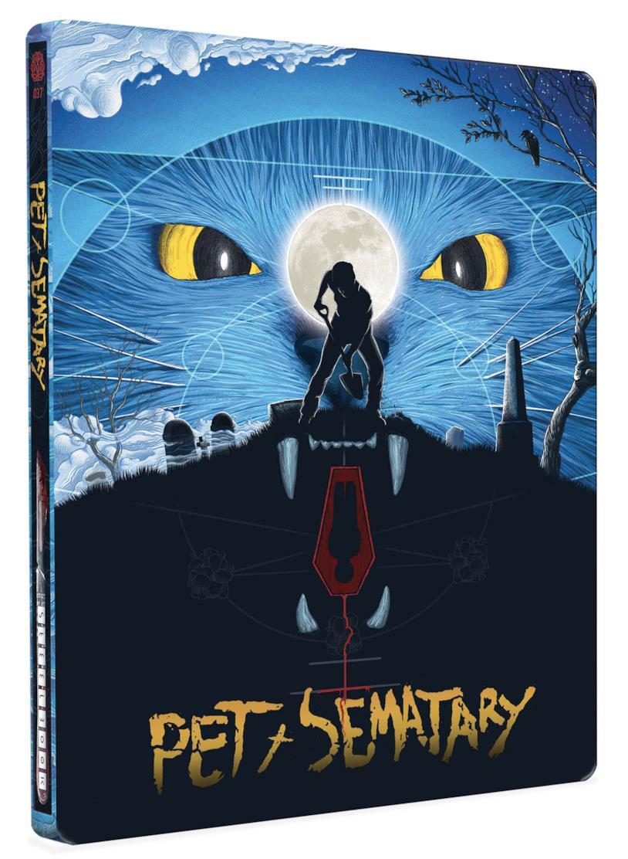 Versione 4k Ultra HD di Pet Sematary