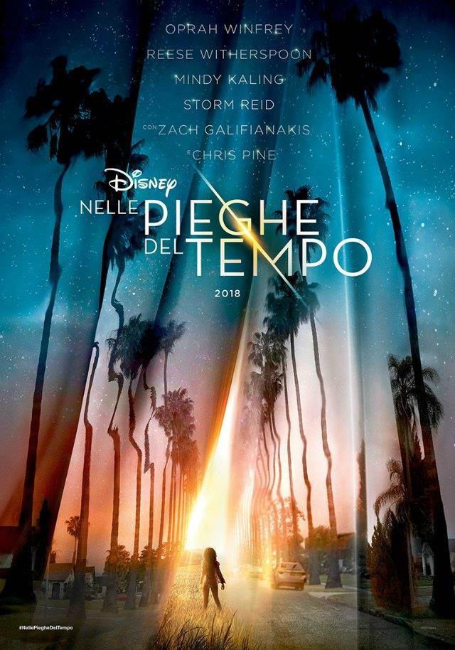 Il poster del nuovo film Disney