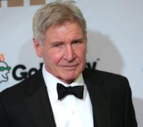 Harrison Ford sul red carpet a un evento
