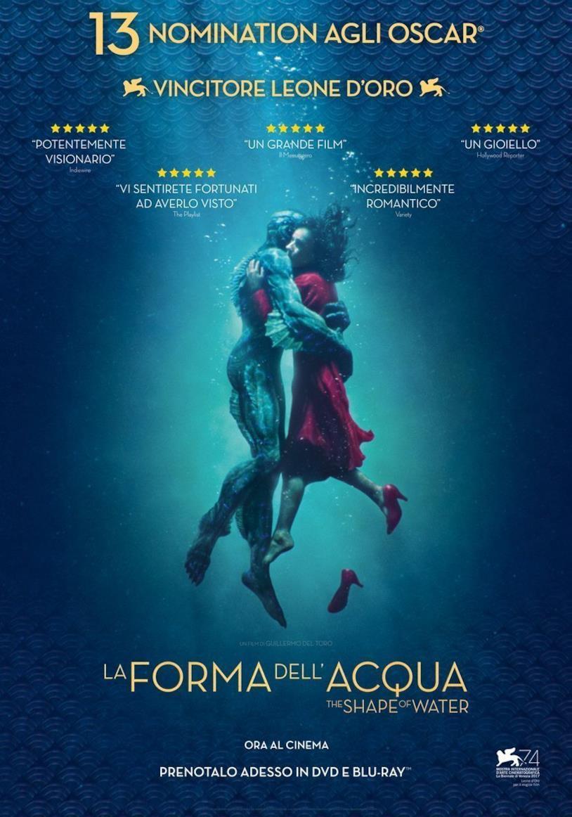 La Forma Dell Acqua Le Frasi E La Poesia Finale Del Film