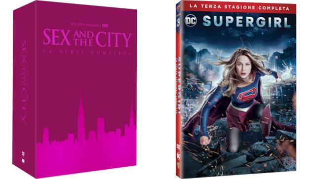 Sex and the City e Supergirl - La terza stagione - Home Video