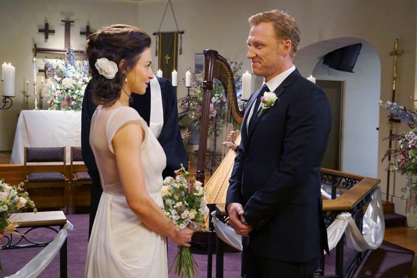 Il matrimonio di Owen e Amelia