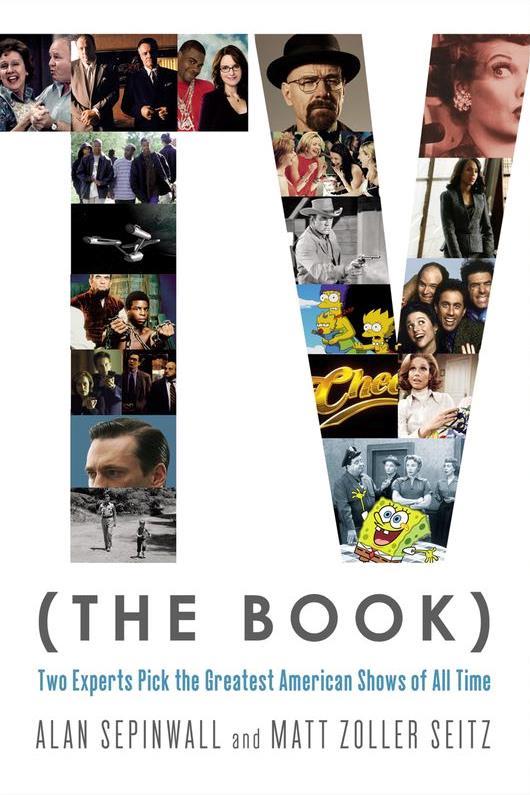 The Book di Alan Sepinwall e Matt Zoller Seitz