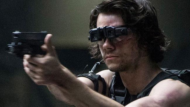 Mitch Rapp (Dylan O'Brien) si allena per la sua missione