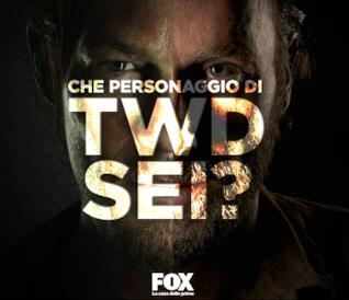 Che personaggio di TWD sei?