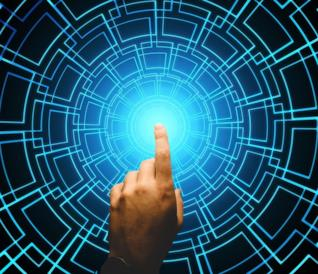 Immagine dell'Intelligenza artificiale