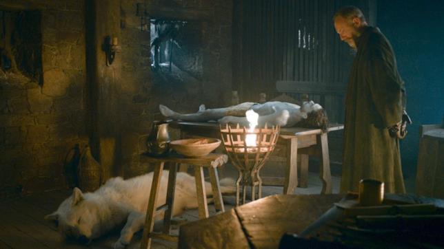 Game of Thrones: un'immagine dalla sesta stagione