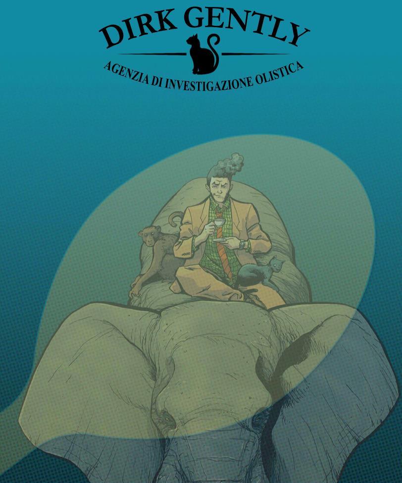 Cover di Dirk Gently vol.2