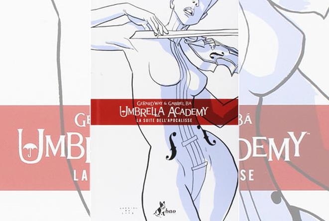 Umbrella Academy: il primo volume edito da BAO Publishing