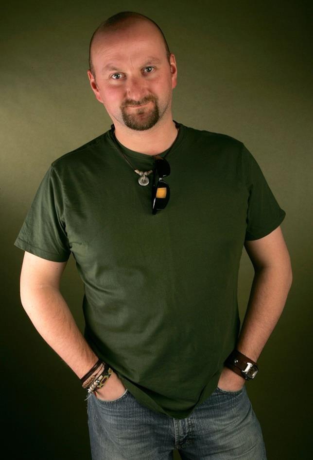 Il regista Neil Marshall