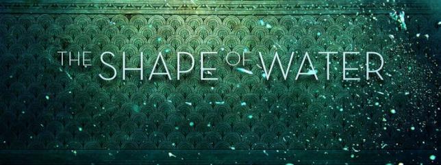 The Shape of Water: il logo del prossimo film di Del Toro