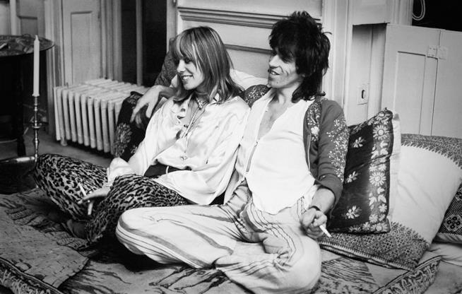 Anita e Keith