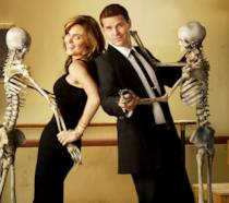 Una foto promozionale della serie Bones