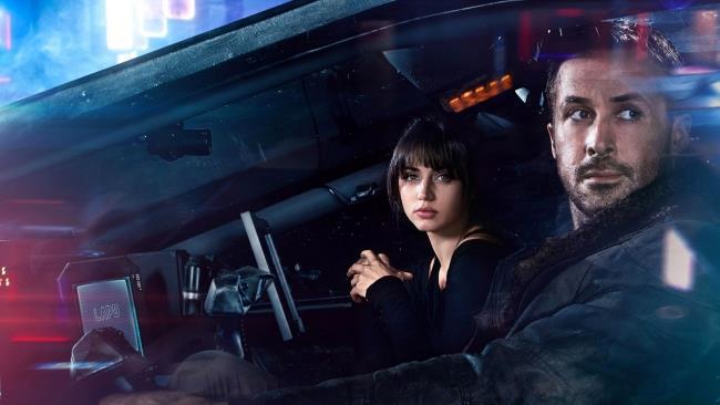 Blade Runner 2049: fuori anche la colonna sonora