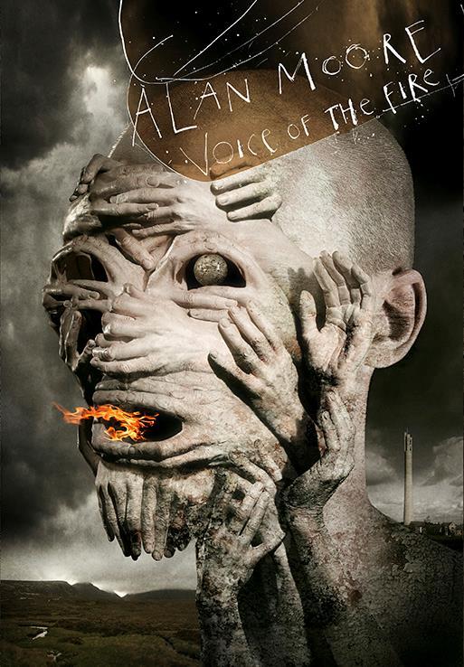 Ecco la copertina del nuovo romanzio di Alan Moore Jerusalem