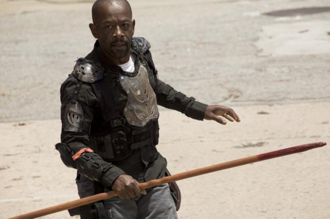 TWD 8: Morgan Jones