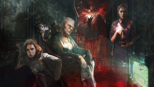 Tutti i personaggi di Remothered: Tormented Fathers nella cover ufficiale