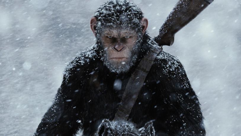 Andy Serkis in The War - Il pianeta delle scimmie
