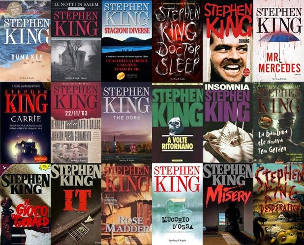 I libri di Stephen King