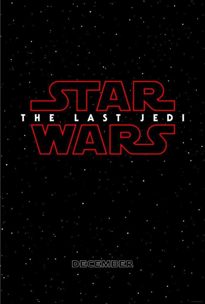 Star Wars: The Last Jedi è in arrivo a dicembre 2017