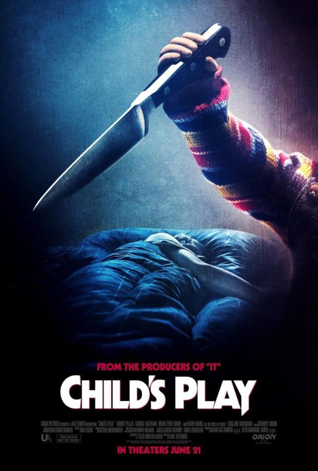 Chucky è pronto a uccidere nel nuovo poster del reboot de La bambola assassina