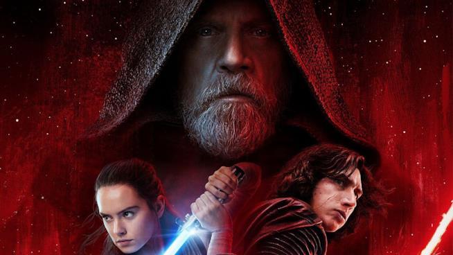 I protagonisti di Star Wars: Gli Ultimi Jedi
