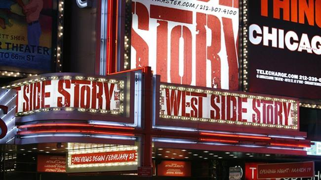 West Side Story, Broadway New York
