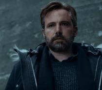In foto Ben Affleck dal film Justice League