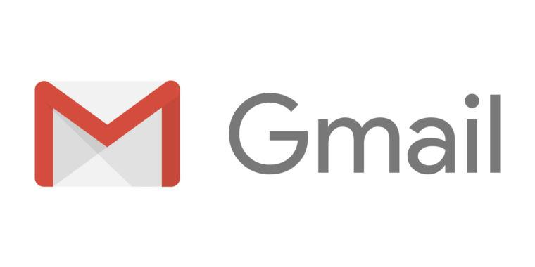 Il logo ufficiale del client di posta elettronica Gmail