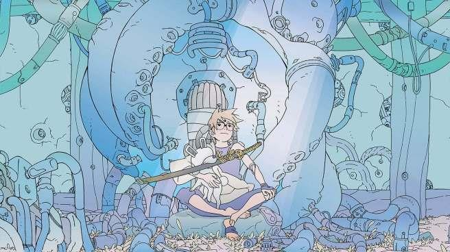 Hachimaru protagonista nuovo manga Kishimoto