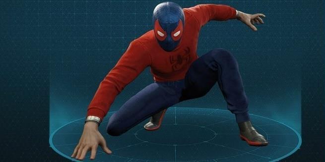 La mitica tuta da wrestler fa la sua comparsa in Marvel's Spider-Man