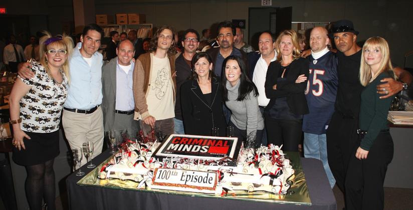 Le celebrazioni per il 100° episodio di Criminal Minds