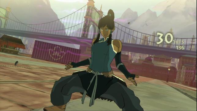 The Legend of Korra, gioco Platinum Games
