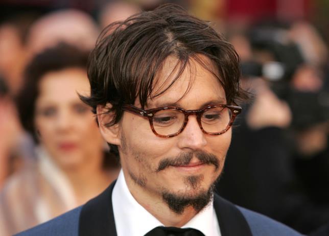 L'attore nominato all'Oscar Johnny Depp