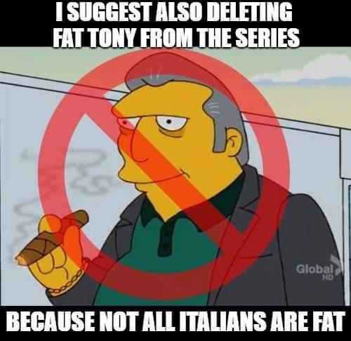 I meme più divertenti sulla polemica aperta su apu dal documentario The Problem with Apu