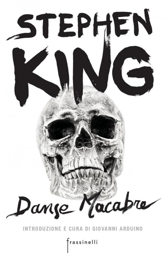 La copertina della nuova edizione di Danse Macabre