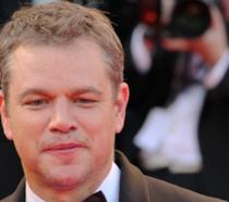 Matt Damon sul red carpet di Venezia 74