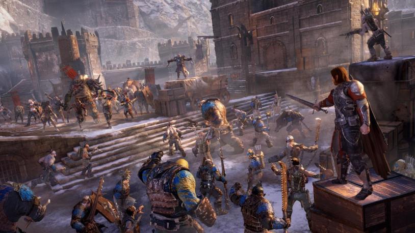 La Terra di Mezzo: L'Ombra di Mordor per PC, PS4 e Xbox One