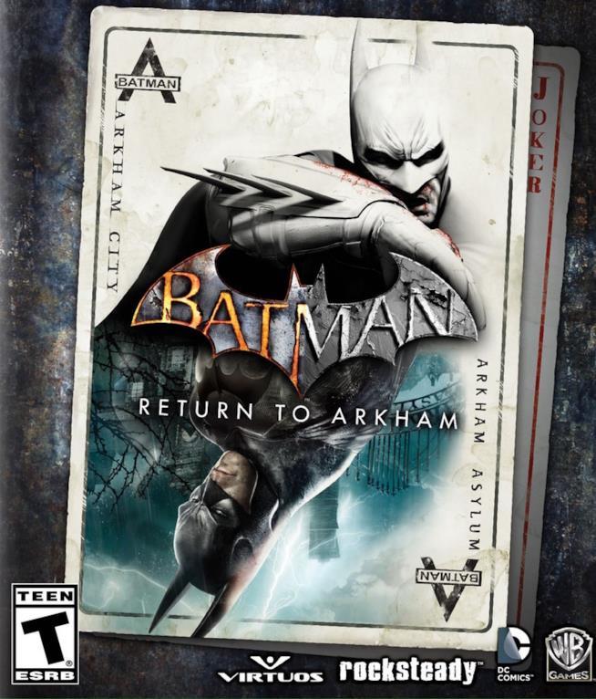 Batman: Return to Arkham in uscita il 29 luglio